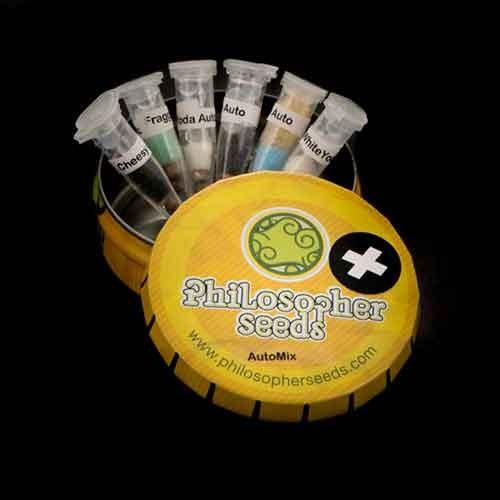 Auto Mix + - Philosopher Seeds - Seed Banks
