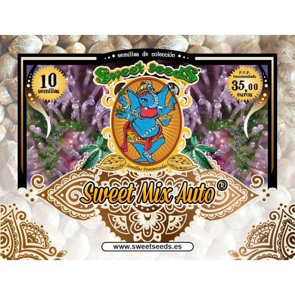 SWEET MIX AUTO - Sweet Seeds - Seed Banks