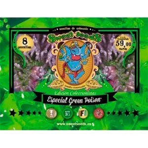 Edicion Especial Green Poison - Sweet Seeds - Seed Banks