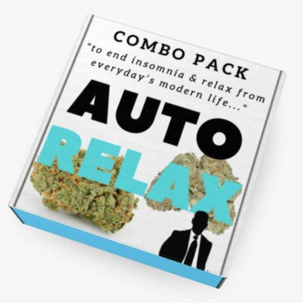 RELAX Auto Combo - Ministry of Cannabis - Seed Banks