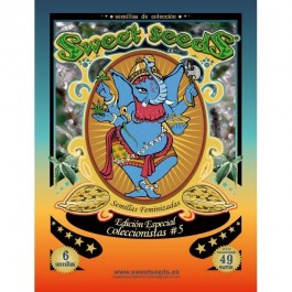 EDICION ESPECIAL COLECCIONISTA #5 - Samsara Seeds - Sweet Seeds