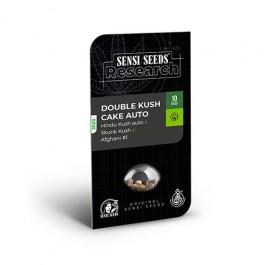 Double Kush Cake Auto (Hindu Kush x Skunk Kush x Afghani#1) - Samsara Seeds - Sensi Seeds