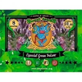 Edicion Especial Green Poison - Samsara Seeds - Sweet Seeds