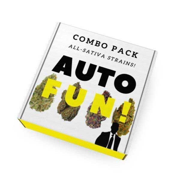 Fun Auto Combo - Ministry of Cannabis - Seed Banks