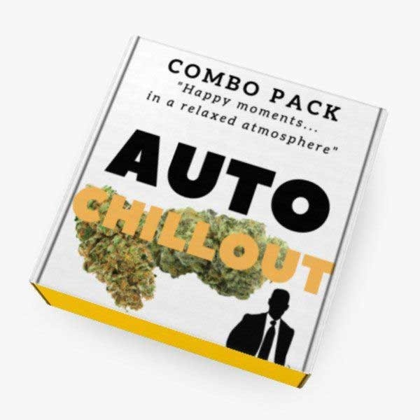 CHILL OUT Auto Combo - Ministry of Cannabis - Seed Banks