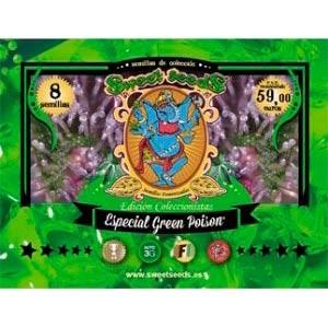 Edicion Especial Green Poison - Sweet Seeds - Seed Banks