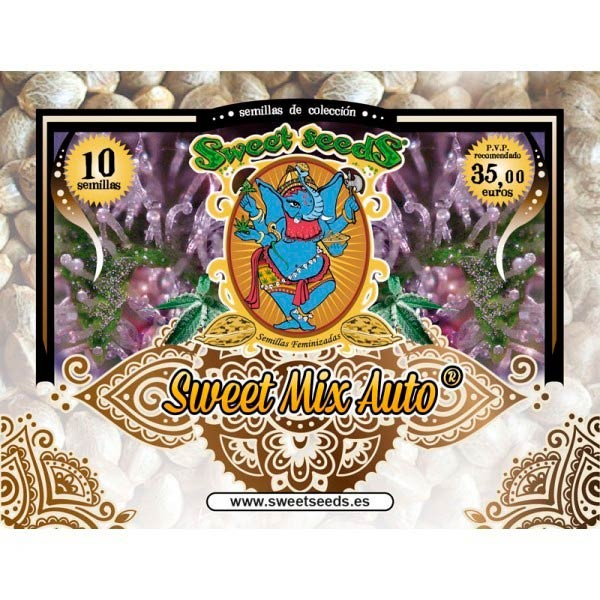 SWEET MIX AUTO - Sweet Seeds - Seed Banks