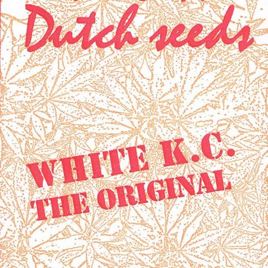 White K.C. - 5 seeds - KC Brains - Seed Banks