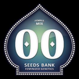 Female Mix - Samsara Seeds - 00 Seeds
